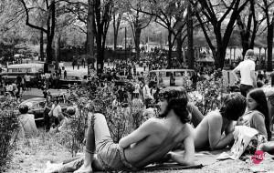 Controcultura Hippie nell'America degli anni sessanta
